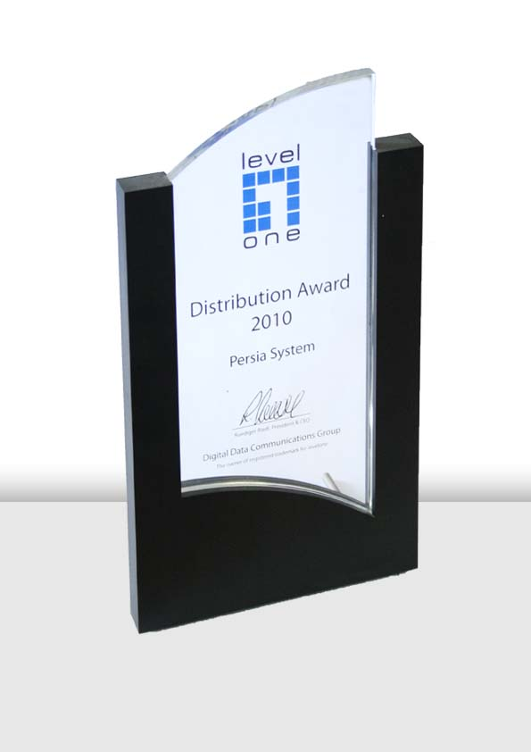 LEVEL ONE DISTRIBUTION AWARD