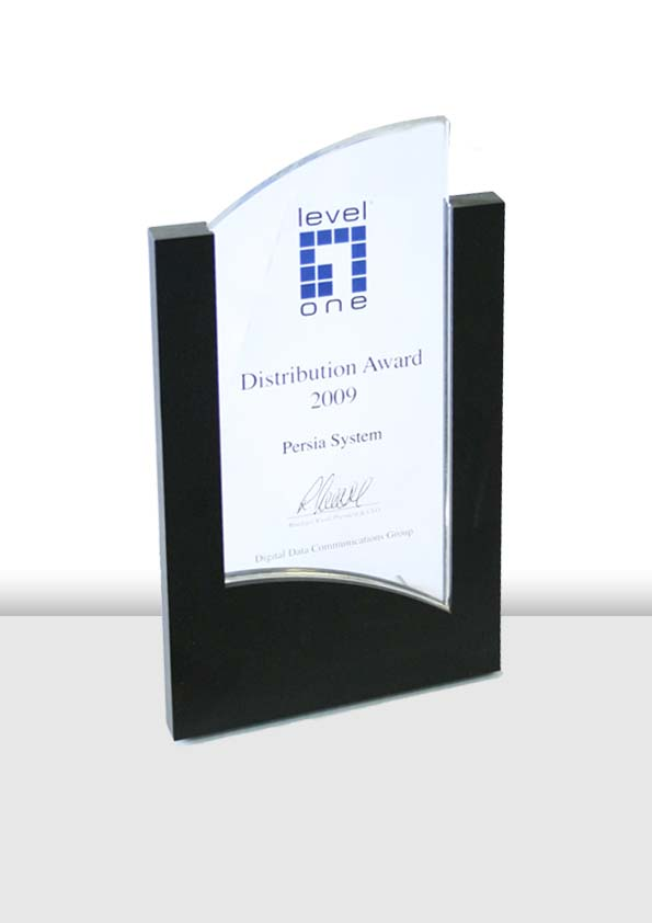 distribution award 2009